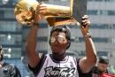 Raptors: Kyle Lowry opéré à un pouce
