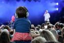 Fréquenter (etapprécier) les festivals avec des enfants