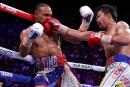 Manny Pacquiao s'empare de la ceinture WBA des mi-moyens