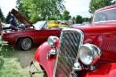Grande exposition de voitures anciennes à Granby