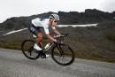 Tour de France: une étape écourtée en raison de la grêle