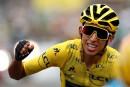 Tour de France: Egan Bernal conserve le maillot jaune