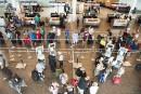 Panne et longue attente à l'aéroport Montréal-Trudeau
