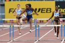 Dalilah Muhammad bat le record du monde du 400mètres haies