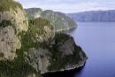 Le Québec vu des airs: splendeurs du Saguenay-Lac-Saint-Jean
