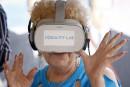 Réalité virtuelle: un remède à l'isolement des personnes âgées