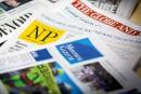 Médias: la crise ne s'estompe pas, selonunenouvelleétude