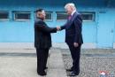 La Corée du Nord fait l'éloge de Donald Trump et évoque un nouveau sommet