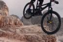 Du vélo de montagne dans les Dolomites