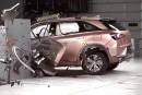 Test d'impact d'une auto à hydrogène: non, elle n'a pas explosé dans une boule de feu