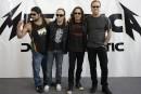 Metallica fait un don à un hôpital pour enfants