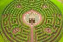 Un labyrinthe du prince Charles à visiter en Écosse