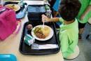 L'alimentation des enfants à l'école s'est améliorée