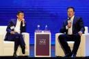 L'entrepreneur futuriste Elon Musk se méfie... des machines