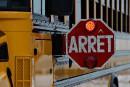 Autobus scolaires à l'arrêt: les cyclistes désormais exposés à des amendes