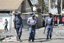 Violences xénophobes en Afrique du Sud: le calme revient à Johannesburg