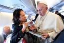 Le pape est «honoré» par les critiques américaines à son encontre