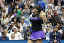 Bianca Andreescu remporte les Internationaux des États-Unis