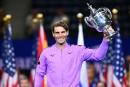 Rafael Nadal remporte son 19e titre majeur