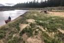Plein air: la rivière Bazin libérée