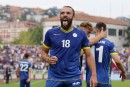 Euro 2020 : l'étonnant Kosovo se prend à rêver