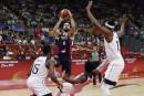 Mondial de basketball: les États-Unis surpris par la France
