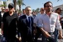 Tunisie: Nabil Karoui, favori de la présidentielle, fait campagne... de prison