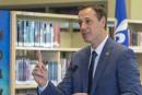 Enfants privés d'école: «Très choquant», dit Roberge