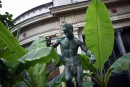 Une campagne pour restaurer les statues dégradées du Jardin des plantes