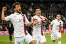 Le Paris Saint-Germain s'offre une victoire royale contre le Real Madrid