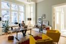 Un bel espace bureau pour la maison