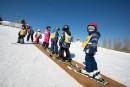 Nouvelle piste de niveau intermédiaire à la Pente à neige