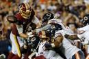 Les Bears malmènent les Redskins 31-15