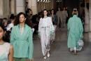 La Fashion week de Paris débute sur une note asiatique