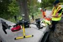 Des drones pour livrer des défibrillateurs