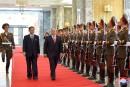Un haut responsable vénézuélien en visite à Pyongyang