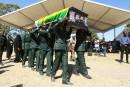 L'ex-président du Zimbabwe Robert Mugabe enterré dans son village