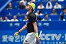 Denis Shapovalov s'incline en demi-finale à l'Omnium de Chengdu
