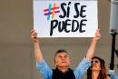 Argentine: le président Macri, en difficulté, lance sa campagne pour sa réélection
