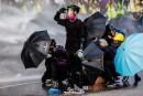 La Presse à Hong Kong: faire reculer le géant