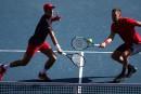 Djokovic défait en double à son retour