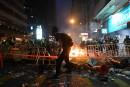 La Presse à Hong Kong: «Au bord du précipice»