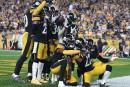 Les Steelers corrigent les Bengals27-3
