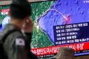 La Corée du Nord teste un missile lancé d'un sous-marin