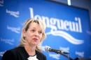 La mairesse de Longueuil suspend ses activités