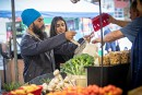 Singh apostrophé sur son turban: «inacceptable», selon Legault