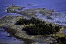 Le Québec vu des airs: les phares du Saint-Laurent