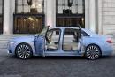 Lincoln fera 150 autres limousines Continental à portes inversées