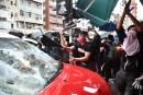 Nouvelles violences à Hong Kong