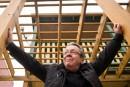 AndréJacques remporte le prix Saint-Pacôme du roman policier
